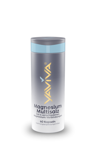 Magnesiumsalz Kapseln