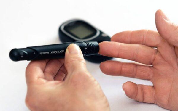 Diabetes-Blutzucker-messen