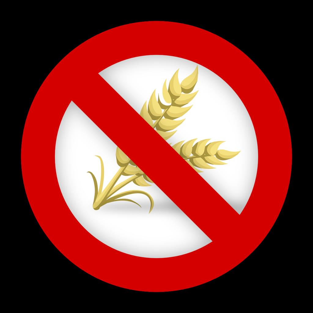 Zöliakie - Symbol für glutunfrei