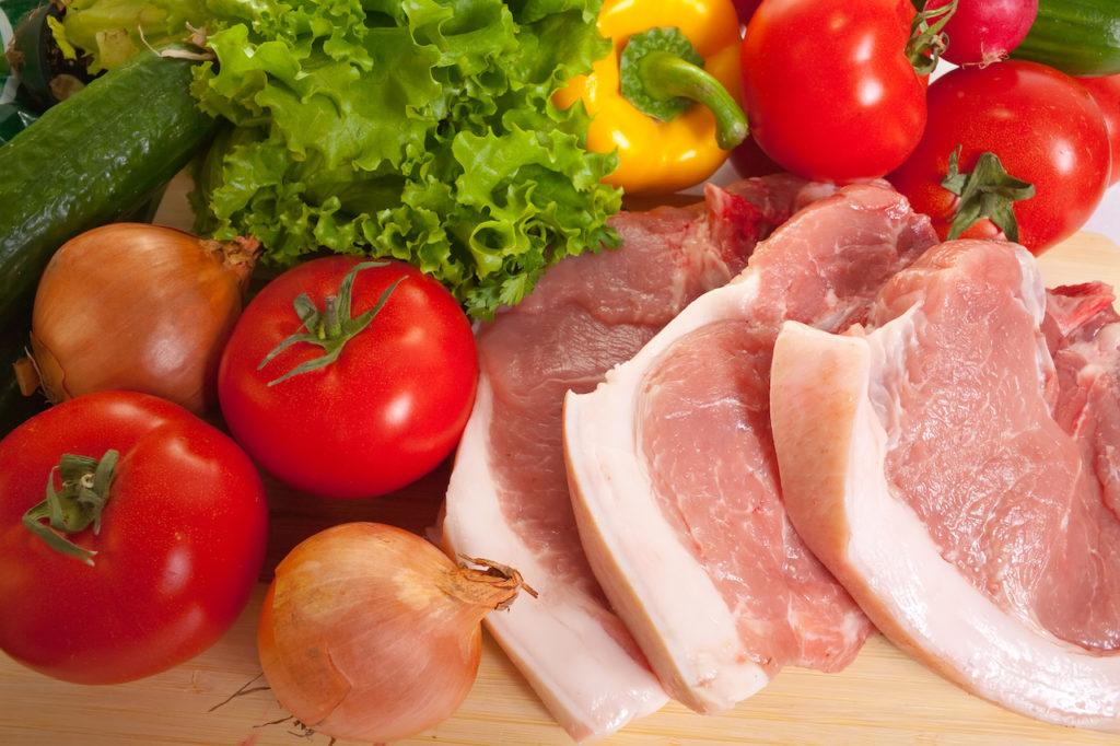 Lebensmittel mit Vitamin B