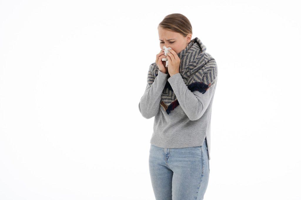 Infektanfälligkeit bei Zinkmangel