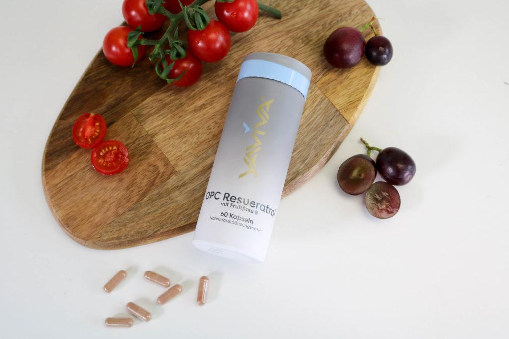 OPC Resveratrol Nahrungsergänzungsmittel